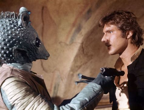star wars han solo shot first star wars 7 cast weighs in on who shot first han or