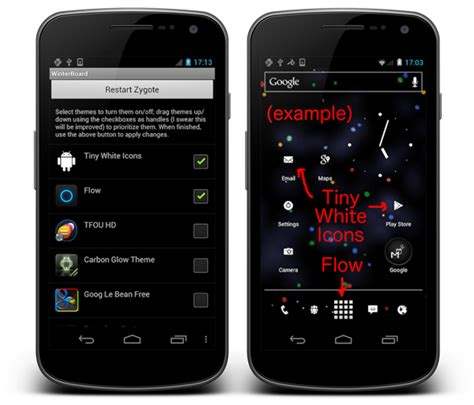 android themes cydia cydia substrate winterboard apk for android released