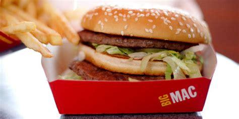 Big Mac Jakarta harga big mac di mcdonald s norwegia termahal di dunia