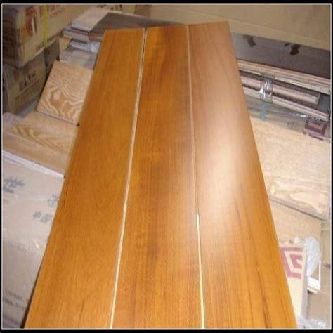 Prefinished Burma Teak Engineered Wood Floor manufacturers