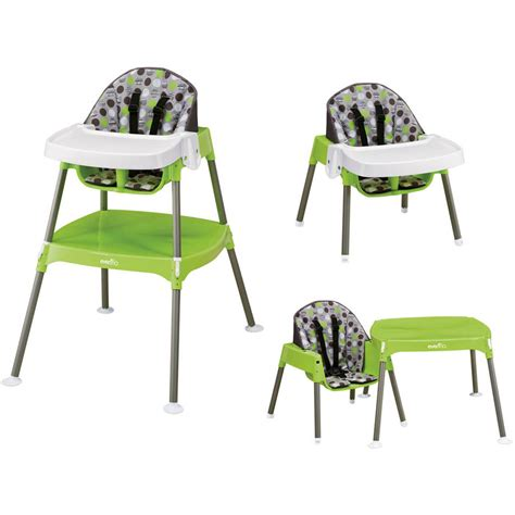 Table High Chair by High Chair And Table Combination