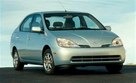 2001 Toyota Venza Toyota Recalls 2001 03 Prius 2011 And Venza U S