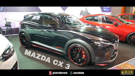 mazda cx3 custom mazda cx 3 2017 modified specs