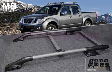 Nissan Frontier Roof Rack nissan frontier up truck roof rack rail cross bar 05