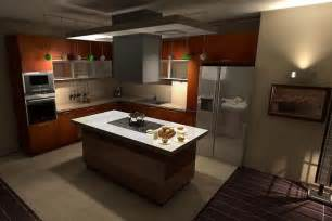 Two Tier Kitchen Island Dimensions » Home Design 2017