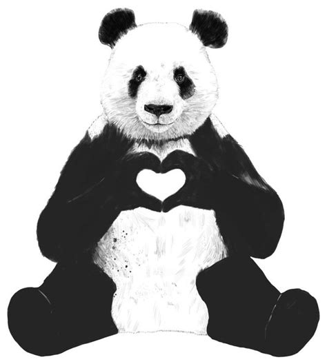 Reclaimed Wood Bedroom Furniture sitting panda decal cut out all you need is love by