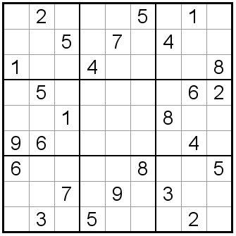 sudoku printable version sudoku puzzles intermediate 93 96 number squares