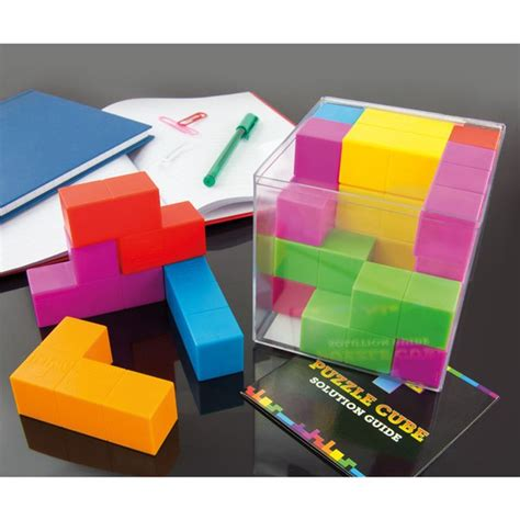 Tetris Cubes It Or It by Tetris Puzzle Cube Iwoot