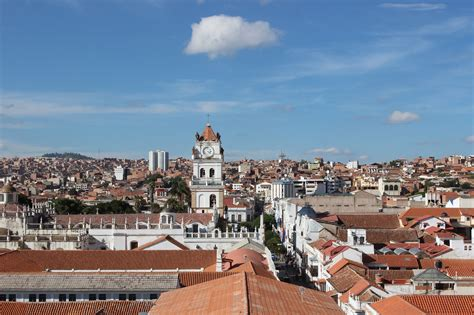 sucre bolivia sucre city in bolivia sightseeing and landmarks