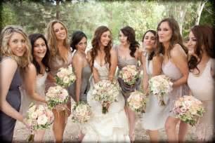 different color bridesmaid dresses the secrets of successful mismatched bridesmaids part 2