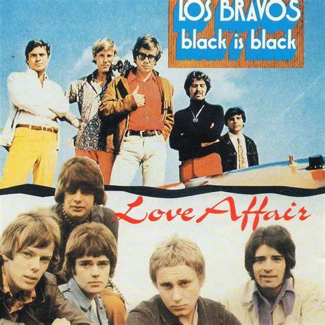 los bravos black is black by los bravos love affair cd with didierf ref 117999509