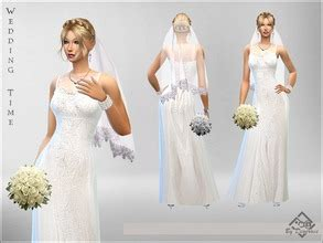 Wedding Bell Sims Freeplay by Sims 4 Clothing Sets Wedding