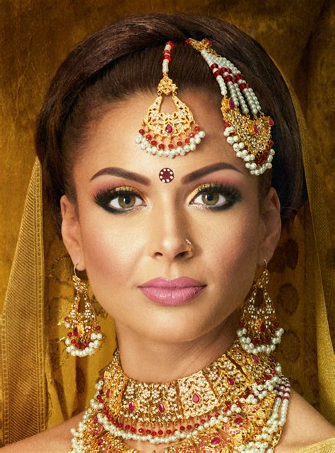 Wedding Hair And Makeup Luton by Khalida Khush Mag Asian Wedding Magazine For Every