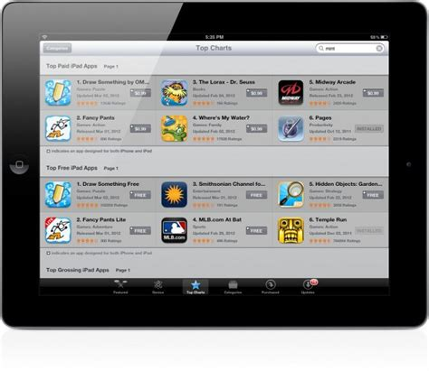 ipad ui pattern gallery apple introduces more speed and design improvements to the