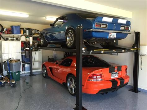 Car Lifts For Home Garage by Garage Astounding Garage Lift Ideas Used Car Lifts For