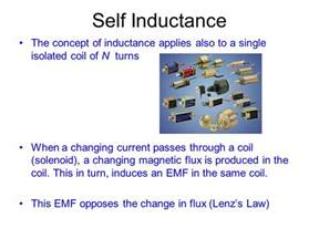 self inductance of an ideal inductor self inductance powerpoint 28 images what is the unit for magnetic inductance 28 images