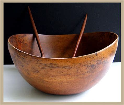 Gig Bowl Small M R 280ml design a shared of wooden bowls