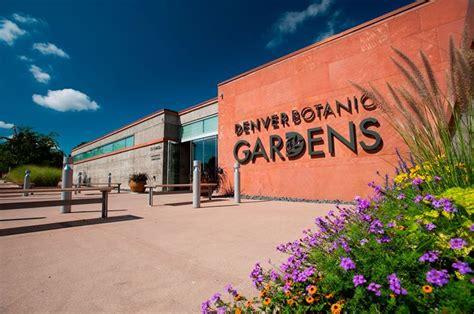 denver botanic gardens free day denver botanic gardens