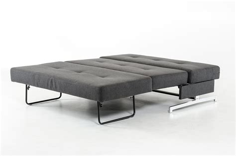 divani sofa bed divani casa sepulveda modern grey fabric sofa bed