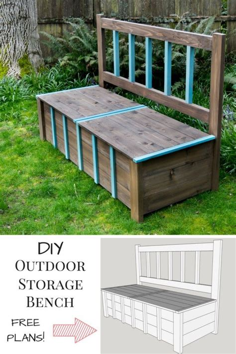 ideas  outdoor storage  pinterest lawn