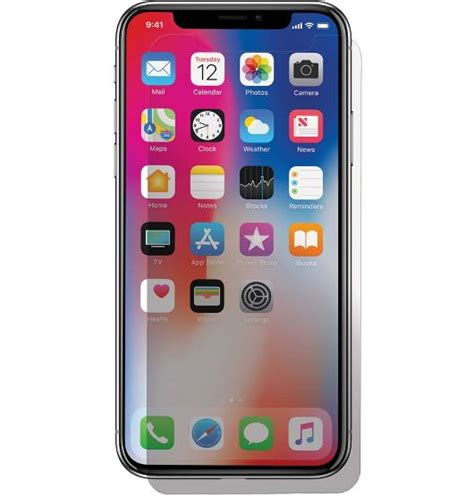 endeavour glass screen protector for iphone x xs noel leeming