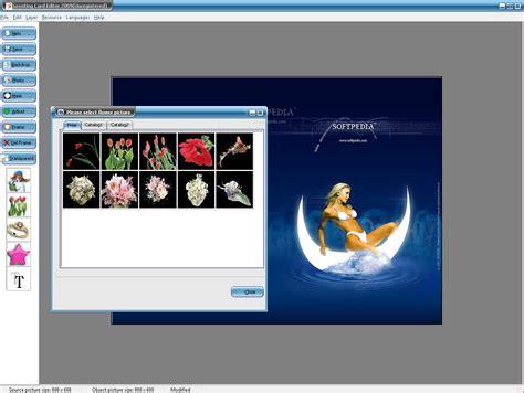 card editor greeting card editor