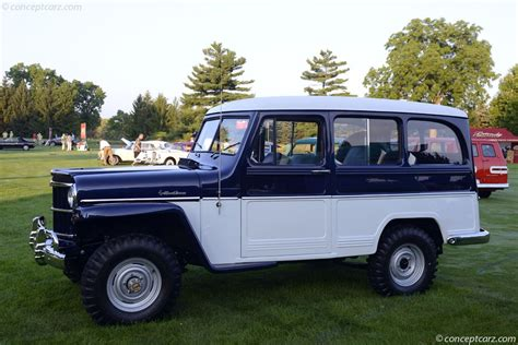 Jeep 55 S auction results and data for 1955 willys jeep