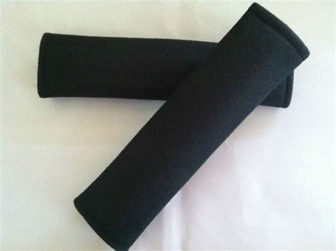 car seat shoulder covers black car seat belt cover cushion shoulder harness vehicle