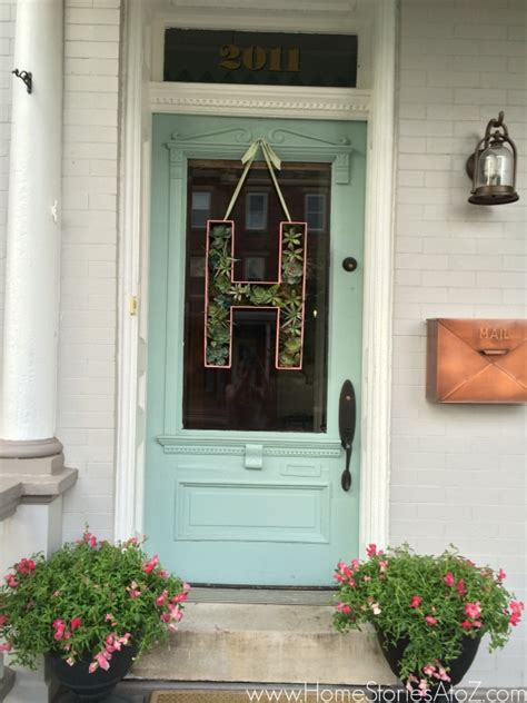 front door stories home stories a to z summer home tour 2014 home stories