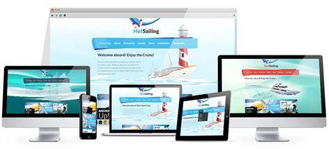 joomla sailing template hot sailing hotthemes