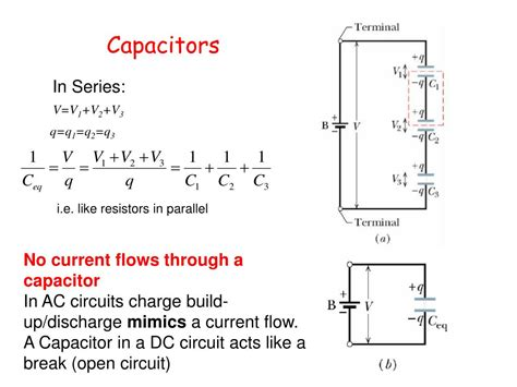 capacitor in series with resistor dc resistor and capacitor in series dc 28 images why can t i get a output lower than 0v in this