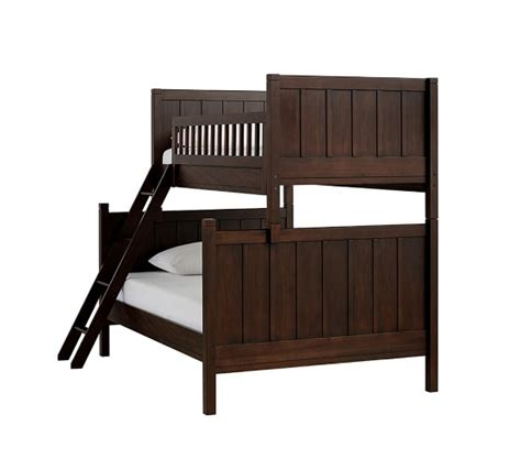 bunk beds pottery barn c twin over full bunk bed pottery barn kids