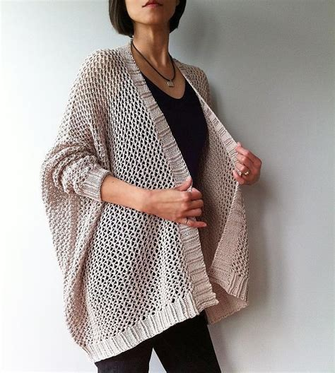 easy cardigan knitting patterns beginners easy trendy cardigan knit knitting pattern by