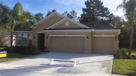 Bloombety New 3 Car Garage by New Construction Dr Horton Homes Ormond Florida