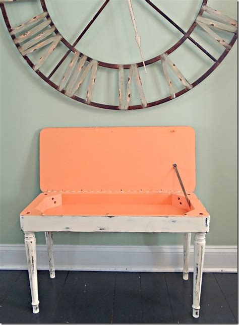 painted piano bench ideas 10 curated piano benches ideas by mompie painted cottage