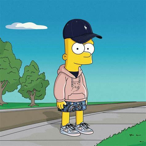 bart simpson dapper distress on twitter quot bart simpson in popular