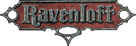 Sweater Dungeons And Dragons Logo ravenloft