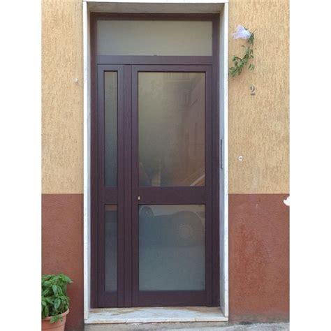 portoncino ingresso alluminio prezzi portoncino alluminio vetri satinati gruppo aerre