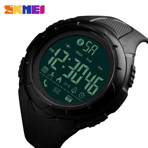 Skmei Jam Tangan Olahraga Smartwatch Bluetooth 1249 skmei jam tangan olahraga smartwatch bluetooth 1326 black jakartanotebook