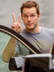 Chris pratt looks completely unrecognizable with a full beard aol