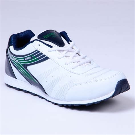 columbus sports shoes columbus pu sports shoes white blue 1933 price buy