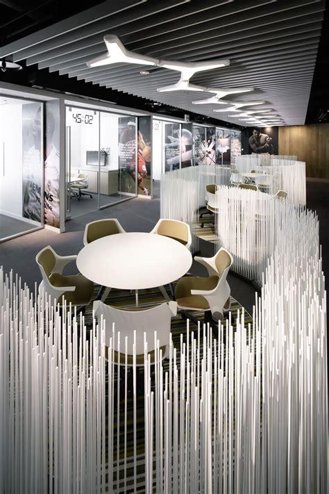 adidas japan headquarters office architect magazine garde   tokyo japan office