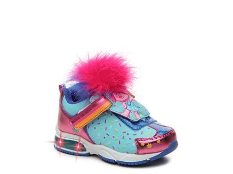 trolls light up shoes dreamworks trolls toddler light up sneaker dsw