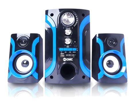 Speaker Multimedia Gmc 887d harga speaker aktif gmc 888l terbaru