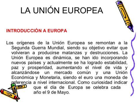 europa una introduccin integraci 243 n econ 243 mica la uni 243 n europea
