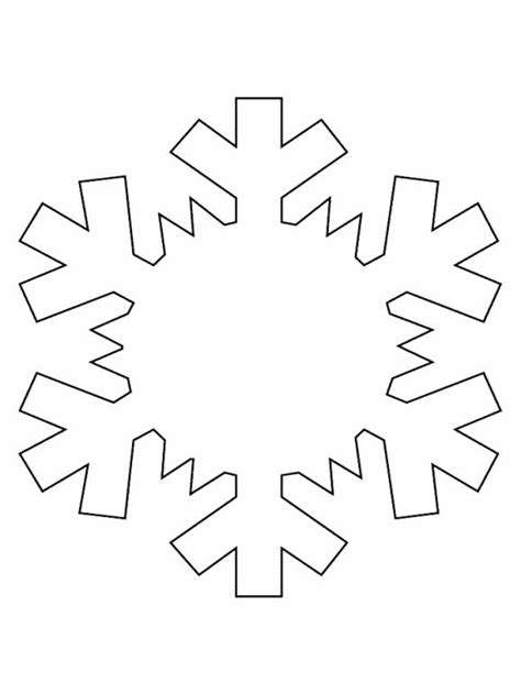 winter coloring pages easy easy coloring pages winter snowflake color pages pinterest