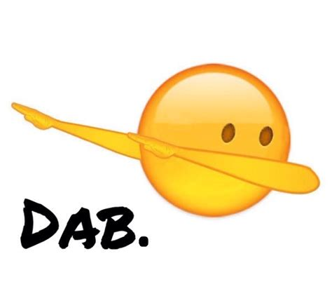 emoji dab dab emoji interesting funny image by denice