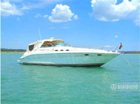 sea ray boats austin tx rent a 1995 37 ft sea ray boats 370 express cruiser in