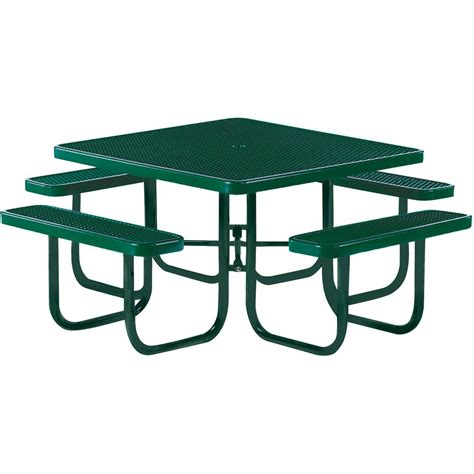commercial picnic benches lifetime 44 in round picnic table with 3 benches 22127