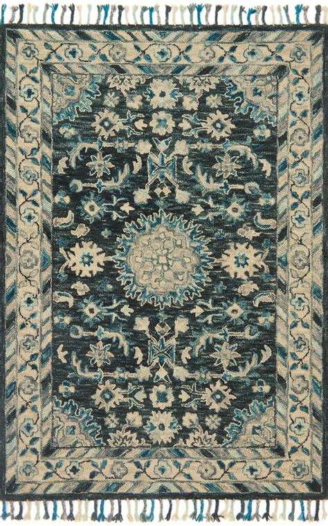 Grey And Teal Area Rug Loloi Rugs Zharah Zr 02 Teal Grey Area Rug Rugsale